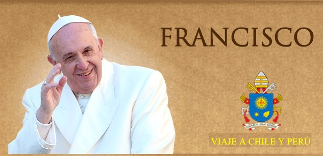 El Papa Francisco viaja a Chile